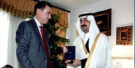 prince bandar al-saud Feb 2001