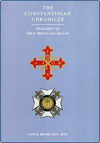 2001-2002 Annual Report of the British and Irish Delegation of the Sacred Military Constantinian Order of Saint George