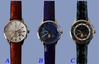 Royal House of Bourbon Two Sicilies Chronograph Watches