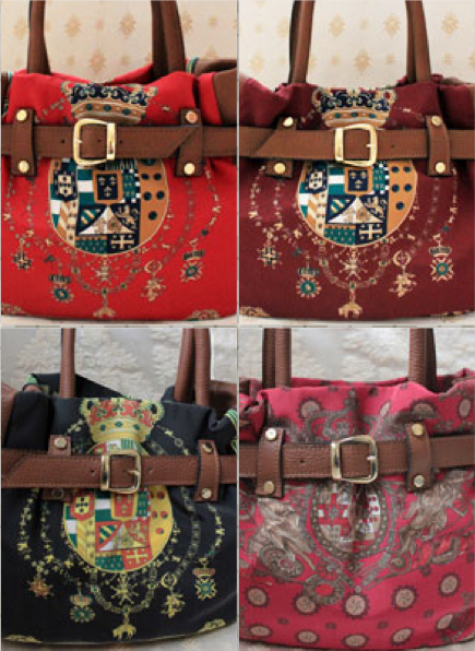 Royal House of Bourbon Two Sicilies Handbags